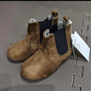 エフオーキッズ(F.O.KIDS)の★新品タグ付★アプレレクール ブーツ 15cm(ブーツ)