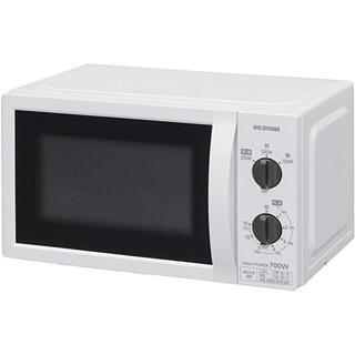 アイリスオーヤマ(アイリスオーヤマ)のアイリスオーヤマ 電子レンジ 17L ターンテーブル 単機能【西日本/60Hz】(電子レンジ)
