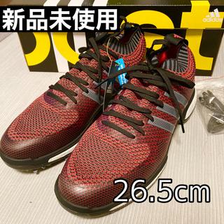 adidas - 新品未使用 アディダス ゴルフシューズ 26.5cm