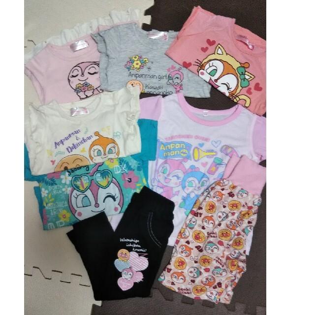 アンパンマン(アンパンマン)のアンパンマン 90 95 キッズ/ベビー/マタニティのキッズ服女の子用(90cm~)(Tシャツ/カットソー)の商品写真