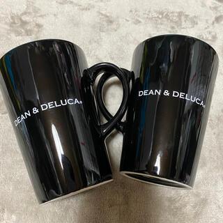 DEAN & DELUCA - 新品‼️DEAN & DELUCA ラテマグ Black  × 2個 (M)