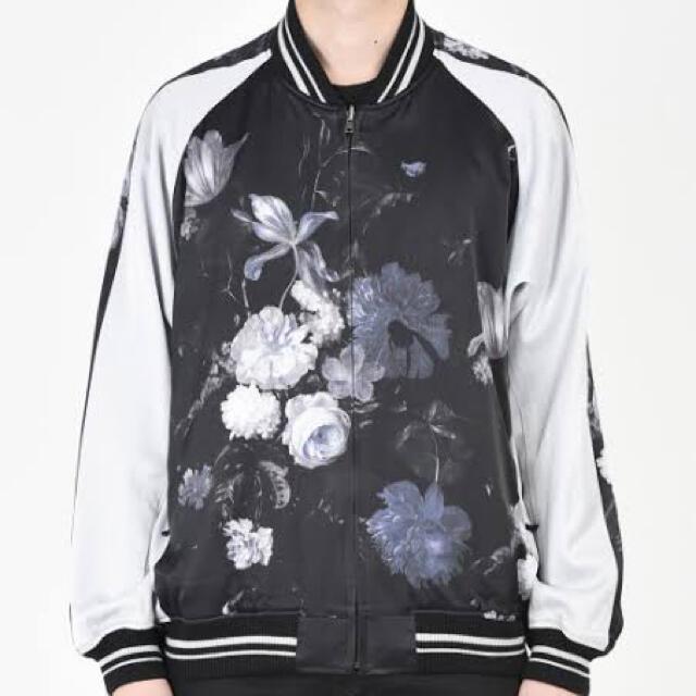 LAD MUSICIAN(ラッドミュージシャン)のLAD MUSICIAN リバーシブルブルゾン メンズのジャケット/アウター(ブルゾン)の商品写真
