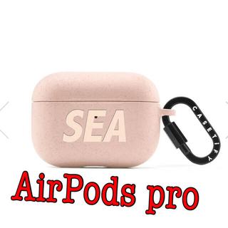 シー(SEA)のCASETIFY X WDS AIRPODS PRO CASE(iPhoneケース)
