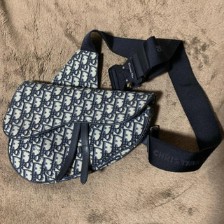 Dior - Dior saddle shoulder bag