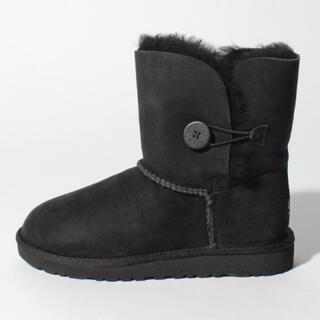 アグ(UGG)の新品✨タグ付き♪ UGG 暖かいブーツ BLACK 13=19.5cmほか(ブーツ)