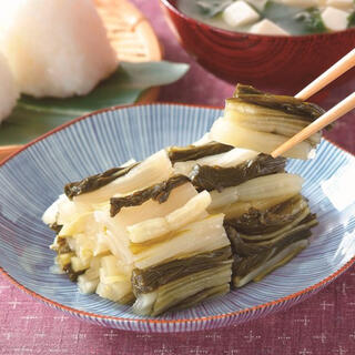 乳酸発酵漬物  しゃくし菜 180g(漬物)
