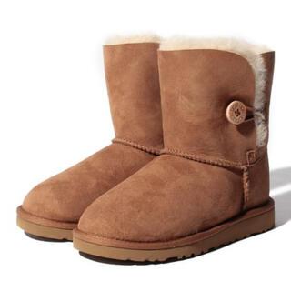 アグ(UGG)の新品✨タグ付き♪ UGG 暖かいブーツ チェストナット  1=20cm(ブーツ)