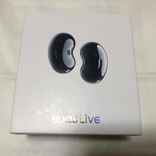 Galaxy - Galaxy Buds Live ミスティックブラック イヤホン