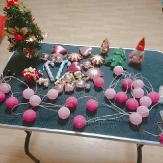 スリーコインズ(3COINS)のクリスマス飾り(その他)