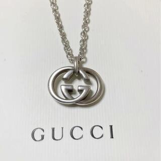 Gucci - GUCCI インターロッキングG ネックレス