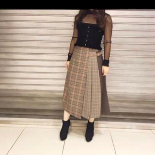 REDYAZEL - レディアゼル*チェック柄スカート