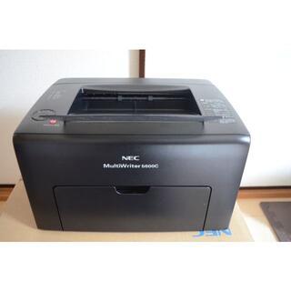 エヌイーシー(NEC)のNEC MultiWriter PR-L5600C カラープリンター(PC周辺機器)