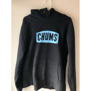 チャムス(CHUMS)のCHUMS ロゴプルオーバーパーカー(パーカー)