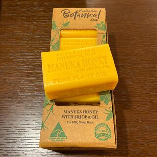 コストコ(コストコ)のコストコ ボタニカルソープ マヌカハニー&ホホバオイルの香り 1個(ボディソープ/石鹸)