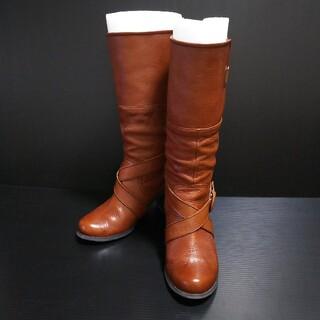 イング(ing)の美品⭐️ing ブラウンブーツ(ブーツ)
