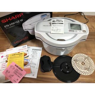シャープ(SHARP)の値下げ!SHARP KN-HW16E-W(調理機器)