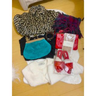 ロキエ(Lochie)のリリーブラウン ヴィンテージ風の洋服とバッグなどまとめ売り☆(セット/コーデ)