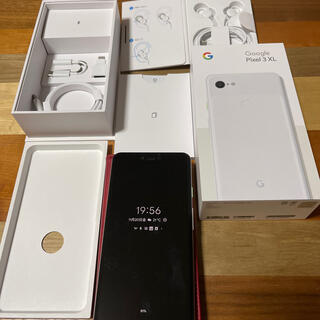 NTTdocomo - Google Pixel 3 XL 128GB Clearly White