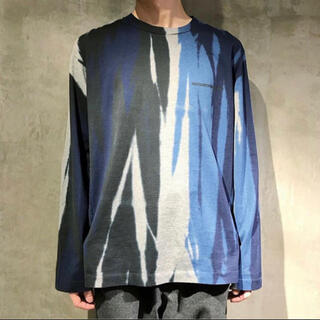 18aw SUNSEA サンシー EXPLORATION LONG-T