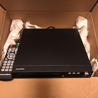 DVDプレイヤー リージョンフリー HDMI搭載(DVDプレーヤー)