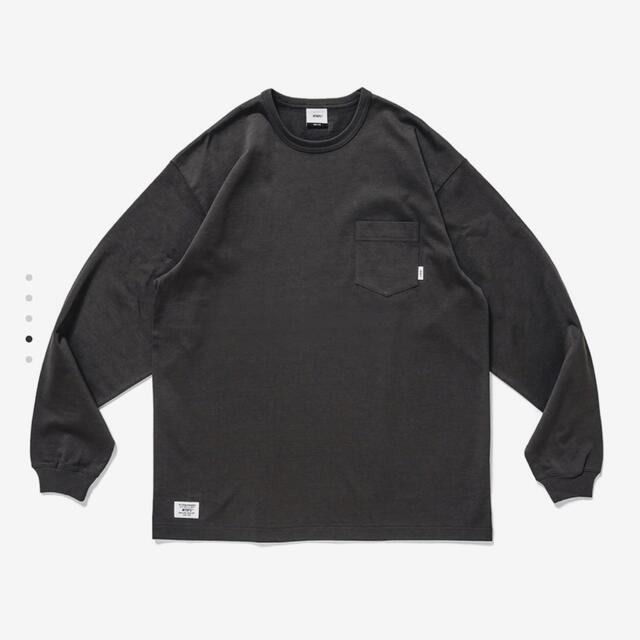 W)taps(ダブルタップス)のwtaps BLANK / LS / COTTON サイズM メンズのトップス(Tシャツ/カットソー(七分/長袖))の商品写真