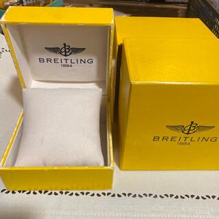ブライトリング(BREITLING)のBREITLING ブライトリング BOX ボックス 箱(その他)
