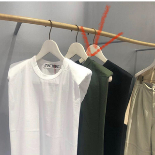 BEAUTY&YOUTH UNITED ARROWS - INSCRIRE power sholder TPwt◎