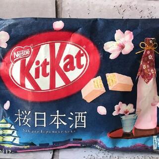 ネスレ(Nestle)の最終値下げ ! キットカット 桜 日本酒 (菓子/デザート)