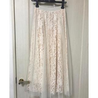 プロポーションボディドレッシング(PROPORTION BODY DRESSING)のロングスカート(ロングスカート)