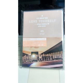 BTS WORLD  TOUR 'SPEAK YOURSELF'(通常盤)DVD(ミュージック)