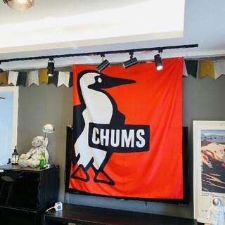 チャムス(CHUMS)のインテリア タペストリー おしゃれ 大判 大きい 部屋 飾り CHUMS (その他)