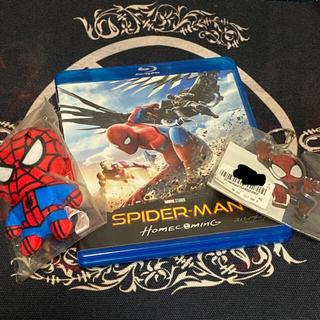 マーベル(MARVEL)のスパイダーマン:ホームカミング ブルーレイ & DVDセット Blu-ray(外国映画)