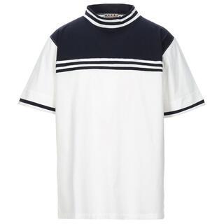 マルニ(Marni)のMARNI  マルニ モックネック カットソー(Tシャツ/カットソー(半袖/袖なし))