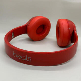Beats by Dr Dre - 大人気Beats solo2 Wirelessレッド、比較的綺麗です♪