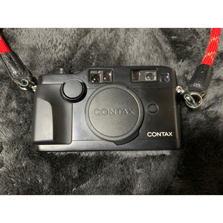 京セラ - CONTAX G2 Black+Carl Zeisss planar45mmF2