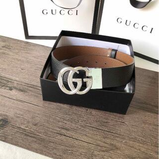 Gucci -  グッチ ベルト レザーベルト
