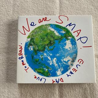 スマップ(SMAP)のWe are SMAP CD(ポップス/ロック(邦楽))
