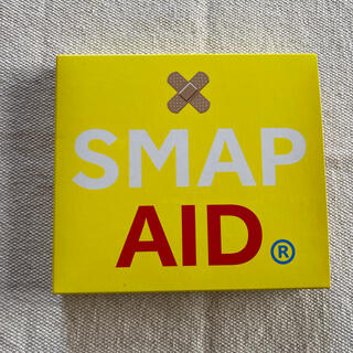 スマップ(SMAP)のSMAP AID CD(ポップス/ロック(邦楽))