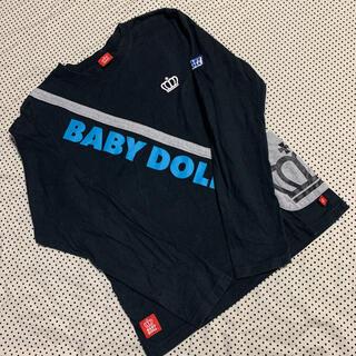 ベビードール(BABYDOLL)のBABY DOLL Tシャツ S(Tシャツ(長袖/七分))