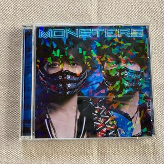 スマップ(SMAP)のMONSTERS  CD(ポップス/ロック(邦楽))