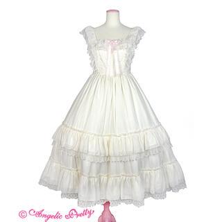 アンジェリックプリティー(Angelic Pretty)のNoble Melodiaジャンパースカート(ひざ丈ワンピース)