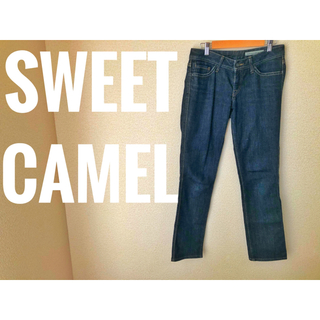 スウィートキャメル(SweetCamel)のSweet Camel Size:スウィートキャメル Sサイズ(デニム/ジーンズ)