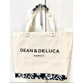 ディーンアンドデルーカ(DEAN & DELUCA)の【期間限定セール】DEAN&DELUCA  トートバッグ ハワイ ハイビスカス柄(トートバッグ)