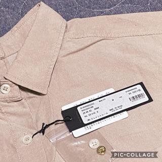 バンヤードストーム(BARNYARDSTORM)の【新品】バックボタン細コールシャツ(シャツ/ブラウス(長袖/七分))