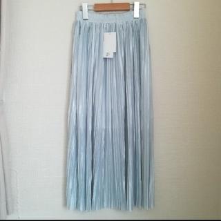 Adam et Rope' - 【新品未使用】DoulaDoulaプリーツスカート