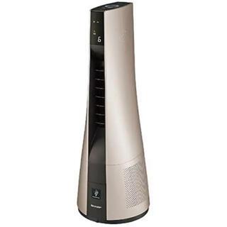 シャープ(SHARP)のSHARP プラズマクラスタースリムイオンファン HOT & COOL (ファンヒーター)