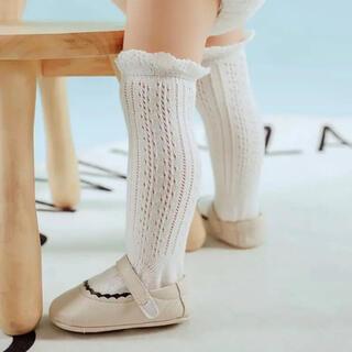 petit main - レースソックス ホワイト 韓国子供服