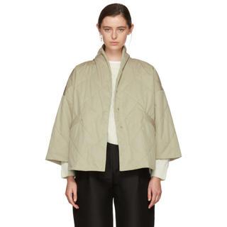 ドゥーズィエムクラス(DEUXIEME CLASSE)のToteme Khaki Polperro Jacket(ダウンジャケット)