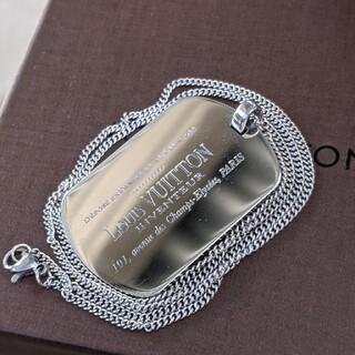 LOUIS VUITTON - Louis Vuitton ネックレス
