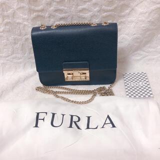 フルラ(Furla)のFURLA フルラメトロポリス ショルダーバッグ ハンドバック 新品(ショルダーバッグ)